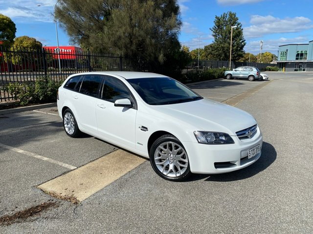 Used Holden Commodore VE MY10 International Sportwagon Mile End, 2009 Holden Commodore VE MY10 International Sportwagon White 6 Speed Sports Automatic Wagon