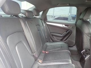 2009 Audi S4 8K 3.0 TFSI Quattro White Satin 7 Speed Auto Direct Shift Sedan