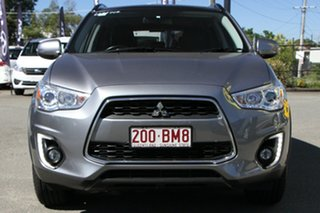 2016 Mitsubishi ASX XB MY15.5 XLS 2WD Titanium 6 Speed Constant Variable Wagon