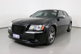 2012 Chrysler 300C LE MY08 3.5 V6 Black 5 Speed Automatic Sedan.