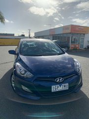 2012 Hyundai i30 GD Active 6 Speed Automatic Hatchback.