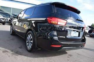 2016 Kia Carnival YP MY16 SLi Black 6 Speed Sports Automatic Wagon