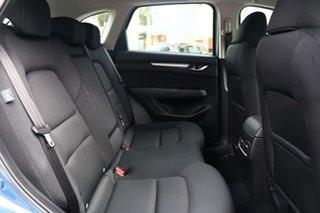 2021 Mazda CX-5 KF2W7A Maxx SKYACTIV-Drive FWD Sport Eternal Blue 6 Speed Sports Automatic Wagon