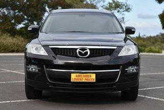 2008 Mazda CX-9 TB10A1 Luxury Black 6 Speed Sports Automatic Wagon.