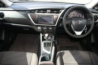 2014 Toyota Corolla ZRE182R Ascent S-CVT Grey 7 Speed Constant Variable Hatchback