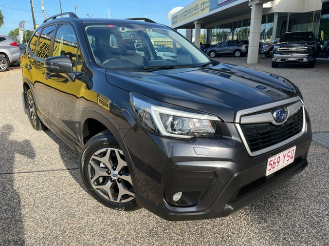 Used Subaru Forester S4 MY18 2.5i-L CVT AWD Townsville, 2018 Subaru Forester S4 MY18 2.5i-L CVT AWD Grey/280918 6 Speed Constant Variable Wagon