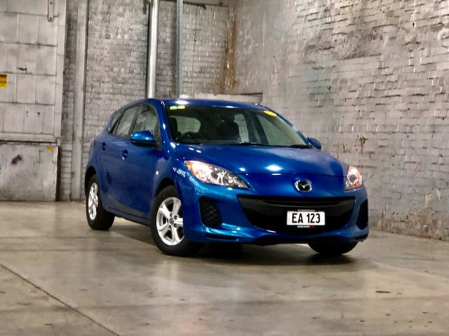 Used Mazda 3 BL10F2 MY13 Neo Mile End South, 2013 Mazda 3 BL10F2 MY13 Neo Blue 6 Speed Manual Hatchback