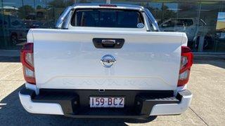 2020 Nissan Navara D23 MY21 ST 4x2 Solid White 7 Speed Sports Automatic Utility