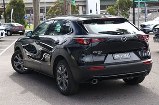 2020 Mazda CX-30 DM4WLA X20 SKYACTIV-Drive i-ACTIV AWD Astina Jet Black 6 Speed Sports Automatic.