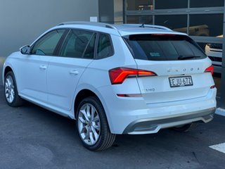 2020 Skoda Kamiq NW MY20.5 85TSI DSG FWD White 7 Speed Sports Automatic Dual Clutch Wagon