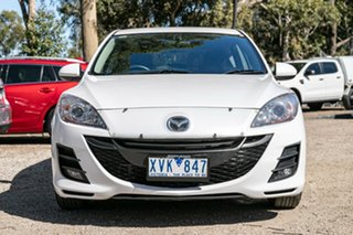 2010 Mazda 3 BL10F1 Maxx Activematic Crystal White Pearl 5 Speed Sports Automatic Hatchback