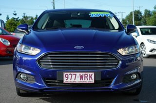 2016 Ford Mondeo MD Ambiente Blue 6 Speed Sports Automatic Dual Clutch Hatchback.