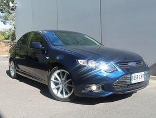 2013 Ford Falcon FG MkII XR6 Blue 6 Speed Sports Automatic Sedan.