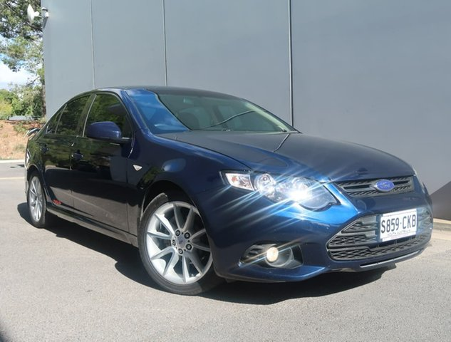Used Ford Falcon FG MkII XR6 Reynella, 2013 Ford Falcon FG MkII XR6 Blue 6 Speed Sports Automatic Sedan