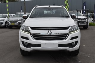 2017 Holden Trailblazer RG MY17 LTZ White 6 Speed Sports Automatic Wagon