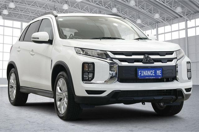 Used Mitsubishi ASX XD MY20 LS 2WD Victoria Park, 2020 Mitsubishi ASX XD MY20 LS 2WD White 1 Speed Constant Variable Wagon