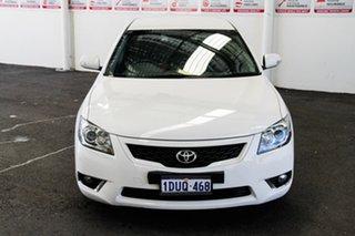 2011 Toyota Aurion GSV40R 09 Upgrade Touring SE Diamond White 6 Speed Auto Sequential Sedan.