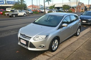 2014 Ford Focus LW MK2 MY14 Trend Silver 5 Speed Manual Hatchback