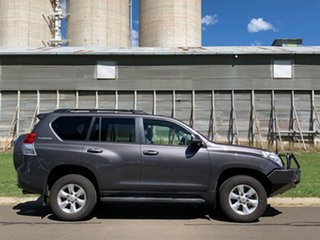 2012 Toyota Landcruiser Prado KDJ150R 11 Upgrade Altitude (4x4) Graphite 5 Speed Sequential Auto.