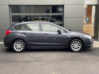 2014 Subaru Impreza G4 MY14 2.0i Lineartronic AWD Grey 6 Speed Constant Variable Hatchback.
