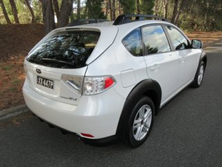 2011 Subaru Impreza G3 MY11 XV AWD White 4 Speed Sports Automatic Hatchback.