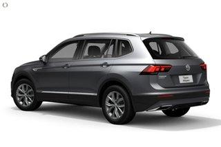 2021 Volkswagen Tiguan 5N MY21 110TSI Comfortline DSG 2WD Allspace Silver 6 Speed