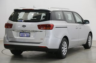 2020 Kia Carnival YP MY20 S Silky Silver 8 Speed Sports Automatic Wagon