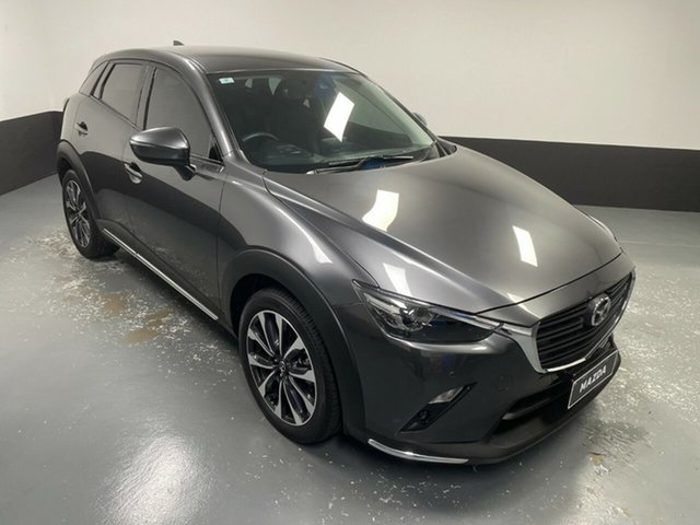 Used Mazda CX-3 DK2W76 sTouring SKYACTIV-MT FWD Cardiff, 2020 Mazda CX-3 DK2W76 sTouring SKYACTIV-MT FWD Grey 6 Speed Manual Wagon