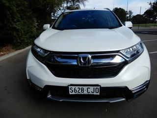 2018 Honda CR-V RW MY18 VTi-LX 4WD White 1 Speed Constant Variable Wagon