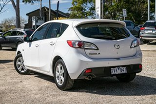 2010 Mazda 3 BL10F1 Maxx Activematic Crystal White Pearl 5 Speed Sports Automatic Hatchback.