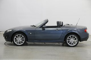 2011 Mazda MX-5 NC30F2 MY09 Roadster Coupe Grey 6 Speed Sports Automatic Hardtop.