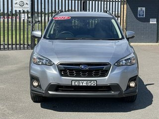 2019 Subaru XV G5X MY19 2.0i-L Lineartronic AWD Silver 7 Speed Constant Variable Wagon.
