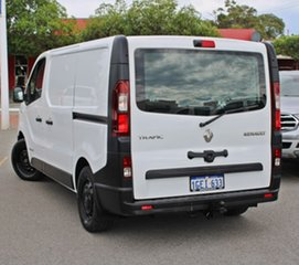 2016 Renault Trafic X82 103KW Low Roof SWB White 6 Speed Manual Van