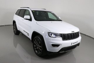 2016 Jeep Grand Cherokee WK MY16 75th Anniversary (4x4) White 8 Speed Automatic Wagon