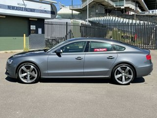 2015 Audi A5 8T MY16 Sportback S Tronic Quattro Grey 7 Speed Sports Automatic Dual Clutch Hatchback