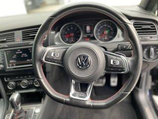 2015 Volkswagen Golf VII MY16 GTI DSG Black 6 Speed Sports Automatic Dual Clutch Hatchback