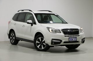 2018 Subaru Forester MY18 2.0D-L White Continuous Variable Wagon