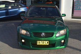 2010 Holden Commodore VE MY10 SS Green 6 Speed Sports Automatic Sedan