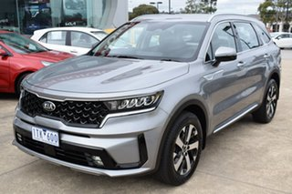 2020 Kia Sorento MQ4 MY21 Sport AWD Steel Grey 8 Speed Sports Automatic Dual Clutch Wagon.
