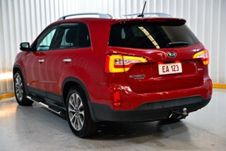 2014 Kia Sorento XM MY14 Platinum 4WD Red/Black 6 Speed Sports Automatic Wagon