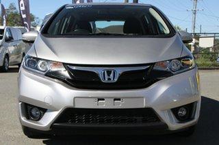 2016 Honda Jazz GF MY16 VTi-S Alabaster Silver 1 Speed Constant Variable Hatchback