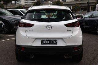 2020 Mazda CX-3 DK2W7A Akari SKYACTIV-Drive FWD Snowflake White 6 Speed Sports Automatic Wagon