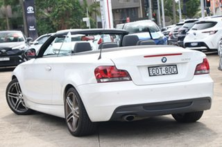 2013 BMW 120i E88 MY13 Update White 6 Speed Automatic Convertible