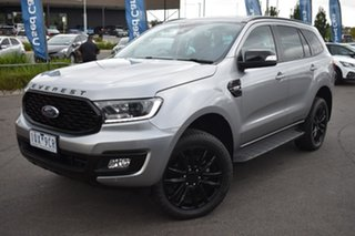 2019 Ford Everest UA II 2020.25MY Sport Silver 6 Speed Sports Automatic SUV.