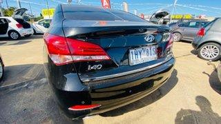 2016 Hyundai i40 VF4 Series II Active Tourer D-CT Black 7 Speed Sports Automatic Dual Clutch Wagon