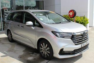 2021 Honda Odyssey RC 21YM Vi LX7 Super Platinum 7 Speed Constant Variable Wagon.