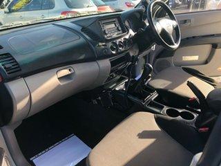 2011 Mitsubishi Triton MN MY11 GL-R 5 Speed Manual Double Cab Utility