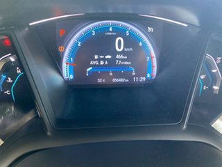 2017 Honda Civic 10th Gen MY17 VTi-S Silver 1 Speed Constant Variable Hatchback