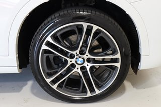 2016 BMW X4 F26 xDrive35i Coupe Steptronic White 8 Speed Automatic Wagon