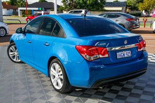 2013 Holden Cruze JH Series II MY13 SRi-V Blue 6 Speed Sports Automatic Sedan.